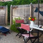Private Entrance and Terrace - The Nantucket Room