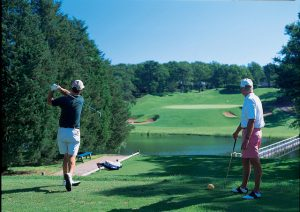 Cape Cod Golf Courses