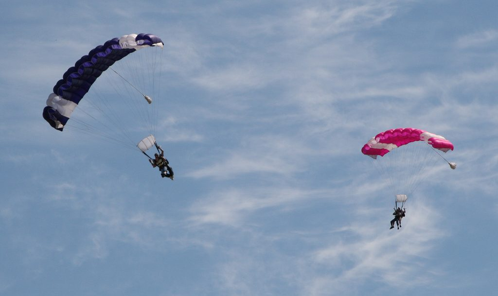 Cape Cod skydiving