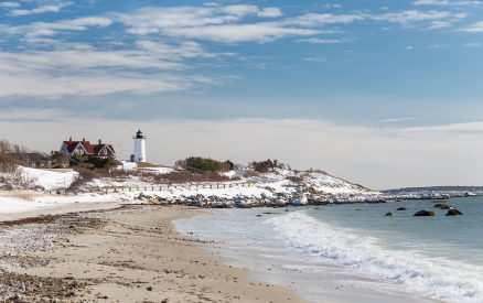 Weekend Getaways From Boston in Winter