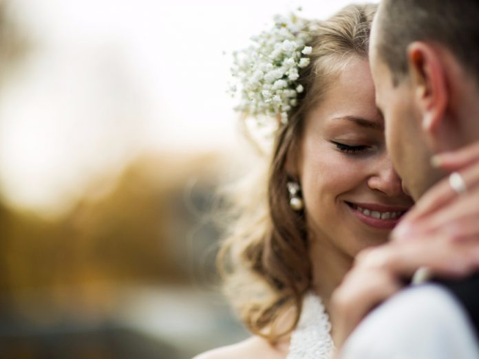 Couple at their Cape Cod Weddings and Honeymoons